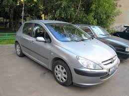 2nd hand peugeot used 2002 peugeot 307 photos 1600cc gasoline ff manual for sale