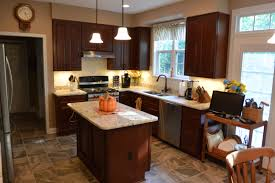granite countertop merillat cabinets review backsplash and
