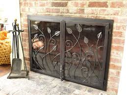 Fireplace Metal Screen by Fireplace Screens U2014 Amaral Industries Inc