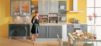 Kitchen Yellow Walls - yellow kitchen inspiration ideas