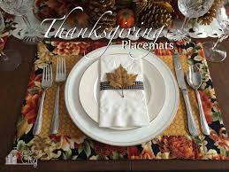 project thanksgiving thanksgiving placemats bugaboocity
