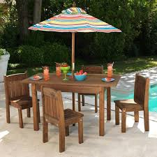 children s outdoor table and chairs kidkraft 00046 kids outdoor table amp stacking chairs with striped