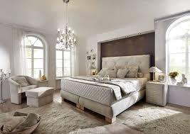 schlafzimmer boxspringbett set luca mit boxspringbett nevada pinie weiß trüffel geradlinig