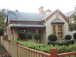 Victorian Gothic Homes A Victorian Gothic Weatherboard Villa Ballarat This Weat U2026 Flickr