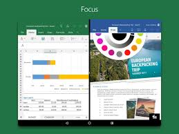 microsoft excel u2013 android apps on google play