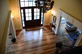 haworth flooring contractors meze blog entry way following installation of hand milled hardwood flooring