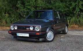 Golf Gti Mk2 Interior Used 1989 Volkswagen Golf Gti Mk1 Mk2 For Sale In Essex Pistonheads
