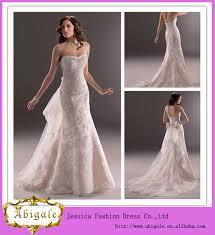 Thai Wedding Dress Aliexpress Com Buy Latest Designed Champagne Floor Length