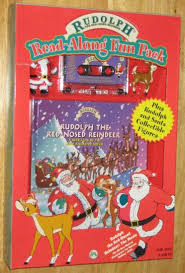 rudolph red nosed reindeer fun pack santa