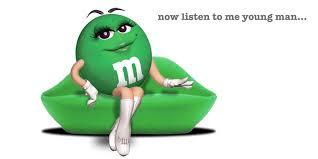 Green Man Meme - how the green m m became the weirdest meme on tumblr
