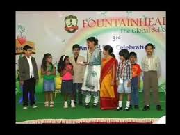 skit by fountainhead global school children