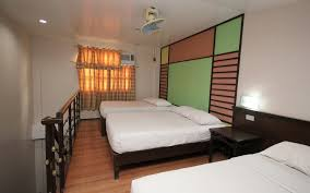 La Carmela De Boracay Discount Hotels Free Airport Pickup - Family room in boracay