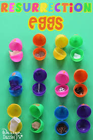 Easter Decorations Using Plastic Eggs by 59 Best Resurrection Eggs Craft For Kids Images On Pinterest