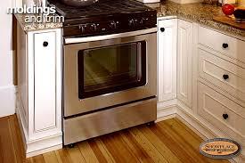 Kitchen Cabinet Trim Ideas Kitchen Cabinet Base Molding Decoration All About Home Design