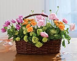 Easter Church Flower Decorations by Basket Flower Arrangements Sheilahight Decorations