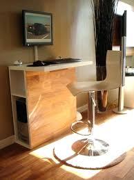 meuble pour pc de bureau bureau pour pc portable et imprimante bureau pour ordi meuble