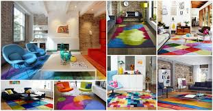 Modern Colorful Rugs Colorful Rugs That Will Bring Animation To Your Home