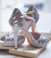 grey bridesmaid shoes best 25 gold bridal shoes ideas on gold shoes