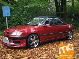 peugeot 306 convertible 2001 peugeot 306 cabrio 7d u2013 pictures information and specs