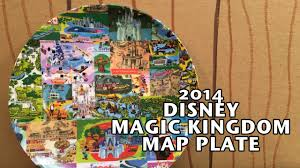 Magic Kingdom Disney World Map by 2014 Walt Disney World Magic Kingdom Map 7