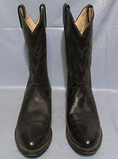 s dress boots size 11 durango db710 7 black boots cowboy shoes mens size 11 wide ebay