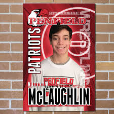 high school senior banners penfield high school senior banner school spirit place