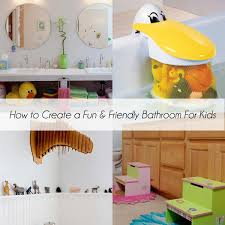 Kids Bathroom Ideas Delighful Diy Kids Bathroom Decor E Intended Design Ideas