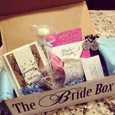 what to give for wedding gift brides box include any sentimental gifts you for the