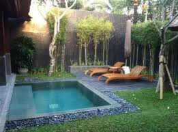 Backyards With Pools 50 Small Backyard Pools To Swoon Over Comfydwelling Com Deco