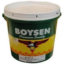 boysen 5715 semi gloss 4l wallguard ext latex wilcon depot inc
