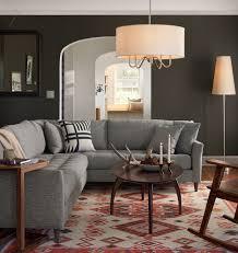 Dining Room Drum Chandelier by Hastings Sectional Sofa Right Arm Drum Chandelier Sectional