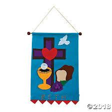 communion kits communion banner craft kit