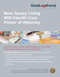 Free Power Of Attorney Form Nj by State Of Nj Medical Power Attorney Best Attorney 2017