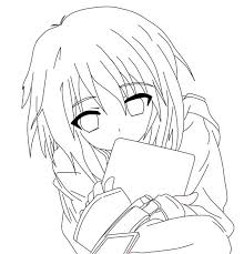 free coloring pages anime princesses 637 bestofcoloring