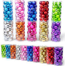 Glitter Christmas Decorations by Christmas Baubles Balloons Decorations Ebay