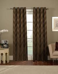 108 Drapery Panels Decorating Enchanting Grommet Curtains With Transom Windows