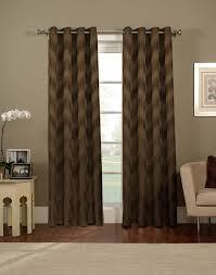 decorating elegant grommet curtains for inspiring home