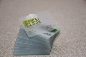 Clear Business Cards Transparent Business Cards Clear Business Cards Free Shipping