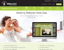 free personal wedding websites beautiful and creative wedding websites designs echoua