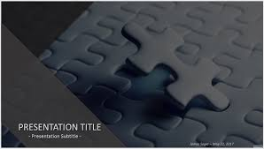 free last piece of a puzzle powerpoint 35955 13901 free