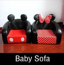 sofa chair for kids online cheap cute cartoon mickey baby sofa chair novelty seating
