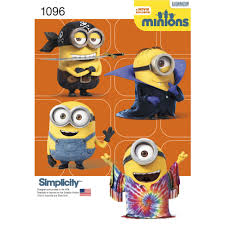 minions costume for toddlers child u0027s minion costumes simplicity
