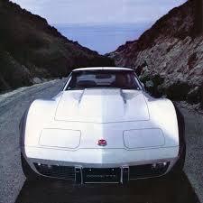 1978 corvette front bumper spotter s guide