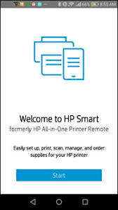 printer app for android hp printers using the hp smart app android apple ios hp