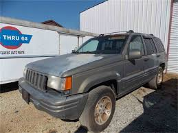 1996 jeep grand for sale 1996 jeep grand for sale classiccars com cc 925207