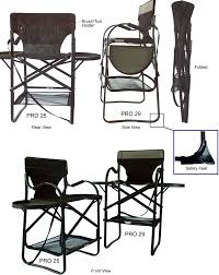 portable makeup chair with side table paint and powder cosmetics tuscany deluxe pro makeup chair 25 or