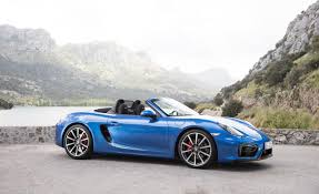 porsche boxster gts first drive review porsche pinterest