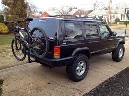 jeep cherokee mountain bike what did you do to your cherokee today page 1749 jeep