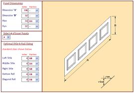 Wainscoting Pre Made Panels - custom wainscoting panels raised recessed u0026 shaker wainscoting