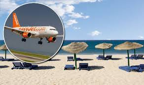 easyjet flights uk airline offers cheap holidays to malaga in